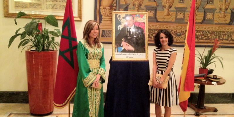 Embajada de Marruecos en España
