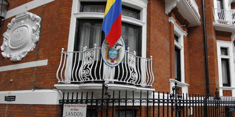 Consulado de Ecuador en Madrid