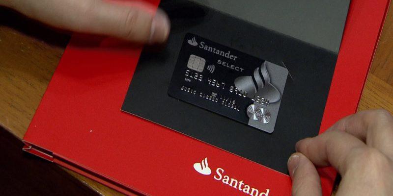 Anulación Tarjetas Banco Santander